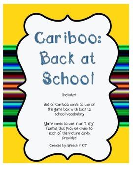 Cariboo Back at School