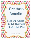 Cariboo Bundle: Zoo, Farm, Ocean
