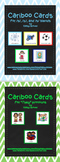"Cariboo Cards Bundle:  /s/, /z/, & /s/ blends  AND  ""They"" Pronouns"
