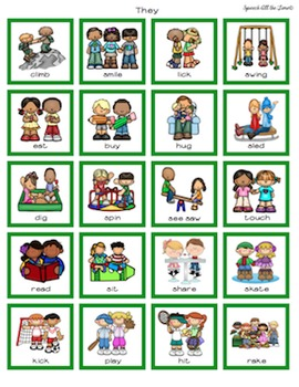 """Cariboo Cards Bundle:  /s/, /z/, & /s/ blends  AND  """"They"""" Pronouns"""