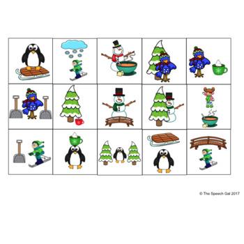 Cariboo Cards - Spatial Concepts - Winter