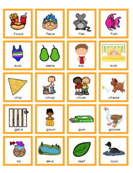 Cariboo Cards for Early Syllable Shapes, 2nd Edition