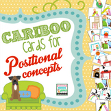 Cariboo Cards for Positional / Spatial Concepts  |  2 Sets