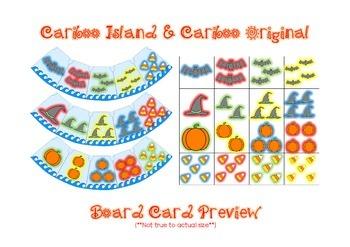 Cariboo & Cariboo Island for Halloween: A Cranium Game Add-On