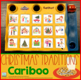 Cariboo Christmas Traditions | WH- questions & Language concepts