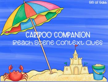 Cariboo Companion: Beach Context Clues