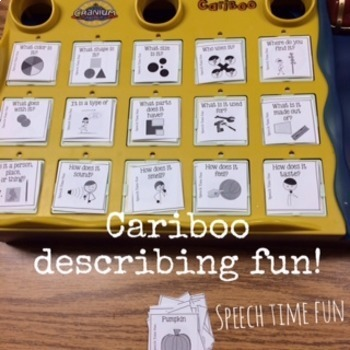 Cariboo Companion Describing