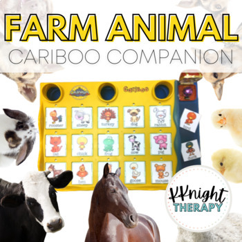 Cariboo Companion: Farm Animals
