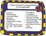 Cariboo Companion Language Bundle
