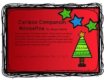 Cariboo Companion: Mooseltoe FREEBIE