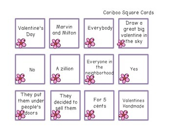 Cariboo Companion: One Zillion Valentines