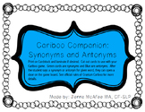 Cariboo Companion: Synonyms and Antonyms