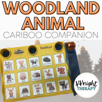Cariboo Companion: Woodland Animals
