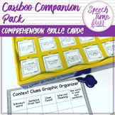 Cariboo Comprehension Cards
