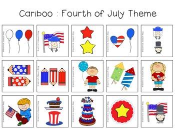 Cariboo Holiday Prepositions