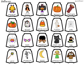 Cariboo Island Cards for Fall, Halloween & Thanksgiving