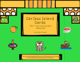Cariboo Island Cards for  Final Consonant Deletion