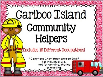 Cariboo Island Community Helpers