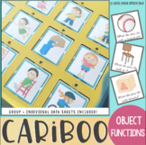 Cariboo Cards for Object Functions