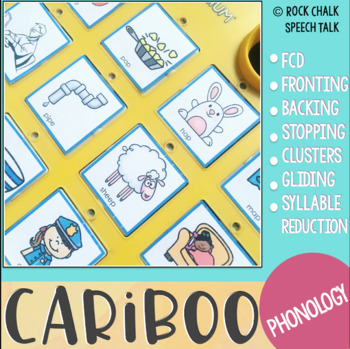 Cariboo Cards for Phonology