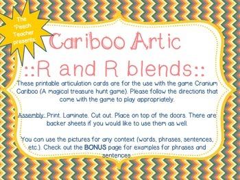 Cariboo R and R blends: Freebie