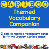 Cariboo Theme-Based Vocabulary Cards