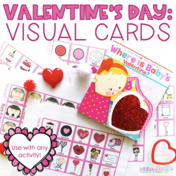 Cariboo: Valentine's Day Theme: Nouns, Verbs, Adjectives, Concepts, and Emotions