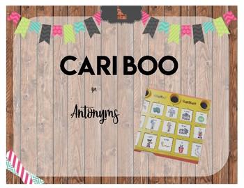 Cariboo for Antonyms