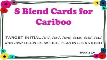Cariboo /s/ Blends