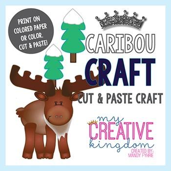 Caribou Arctic Craft
