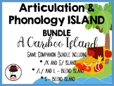 Caribou Island PhOnoLoGy BuNdLe!! /K&G/, /L/ & L-blends, and S-Blend Islands