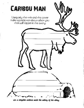 Caribou Man Guided Reading Packet