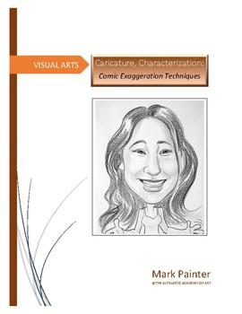 Caricature, Characterization: Comic Exaggeration Techniques