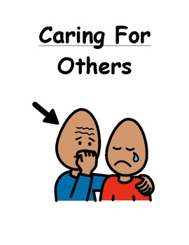 Caring For Others Social Story (Empathy and Social Responsibility)