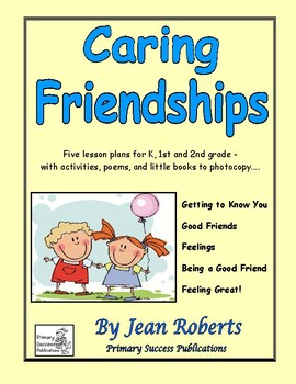 Caring Friendships