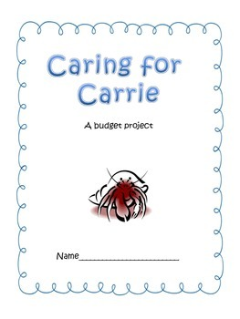 Caring for Carrie Budget Project