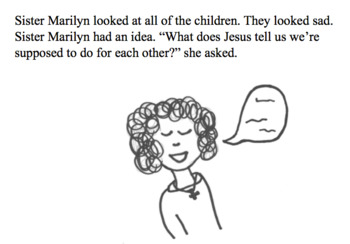 Caring for Everyone: How catholic Sisters - Kindergarten