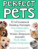 Informational Writing: Pets