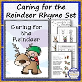 Caring for the Reindeer Rhyme Set