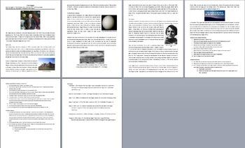 Carl Sagan - A Famous Scientist Reading