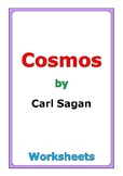 "Carl Sagan ""Cosmos"" worksheets"