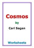 """Carl Sagan """"Cosmos"""" worksheets"""