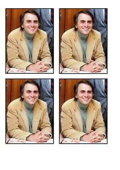 Carl Sagan Word Search