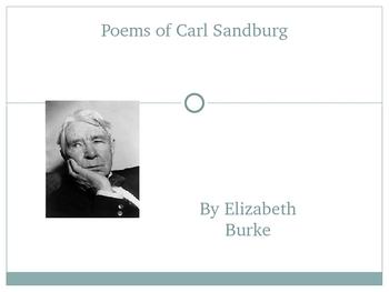 Carl Sandburg-His Works