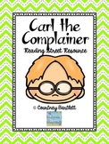 """Carl the Complainer"" (Reading Street Resource)"