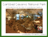 Carlsbad Caverns National Park - National Park Story & Comprehension Questions