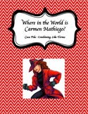 Combining Like Terms Differentiated Scavenger Hunt - Carmen Mathiego
