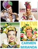 Carmen Miranda Handout 2