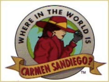 Carmen San Diego Review Game