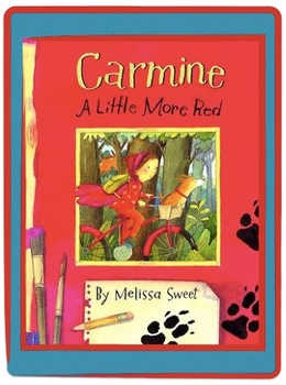 Carmine A Little More Red - Lesson Plan